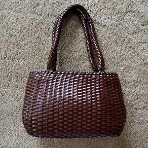 Vera Pelle Italian made Leather purse